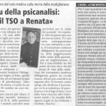 intervista a G.Antonucci su la tragedia Laghi